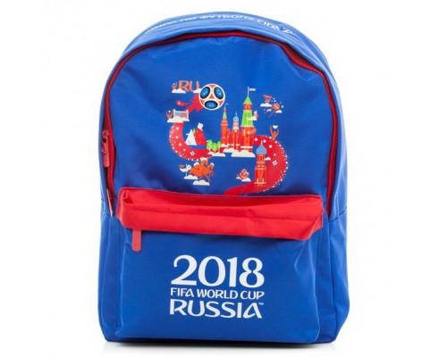 Рюкзак BASIC ЧМ ПО ФУТБОЛУ 2018 для мальчика, старшая школа