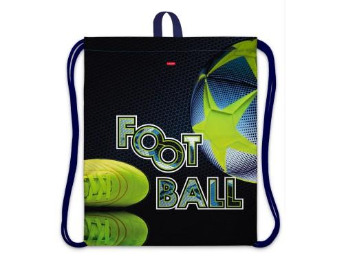 Мешок для обуви Hatber 1 отделение FOOTBALL для мальчика