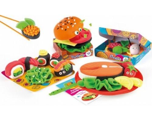 Набор для детской лепки из легкого пластилина Шеф-повар TA1718