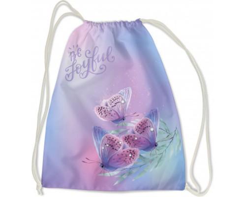 Мешок для обуви Butterfly для девочки